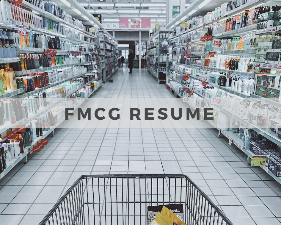 fast moving consumer goods resume career management services new zealand